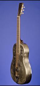 1930 National Style O (Round Neck, Single-Cone, 12 Fret, Variant 3)