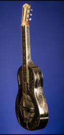 1929 National Style 3C Hawaiian Triple Resonator 'Lily-of-the-valley'