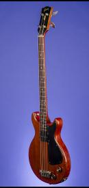 1961 Gibson EB-0 Bass (Slab Body, Large Tuners)