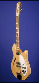 1966 Rickenbacker 365 (two pickups with vibrato)