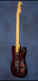 1991 Fender Telecaster (Fred Stuart & Gene Parsons B & G Bender) with Roland com