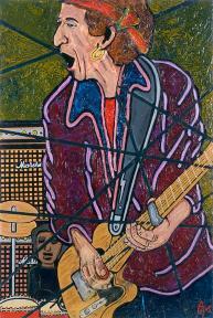 2005 Alex Mortimer Original Portrait