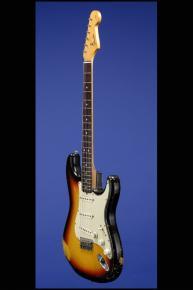 1965 Fender Stratocaster (Hardtail)