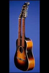 """1932 Gibson """"Jack Penewell Twin-Six"""" Double Neck Lapsteel"""