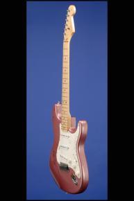 """1992 Fender """"Pearl Jam"""" Custom Shop Stratocaster"""