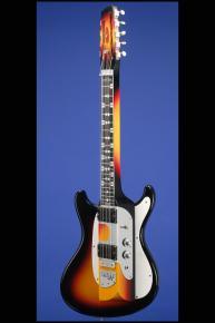 1967 Mosrite Melobar Nine String