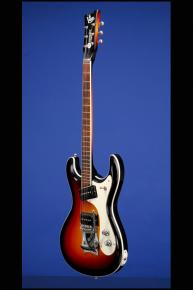 1988 Mosrite The Ventures (Set-Neck; Side Jack) 1963 re-issue
