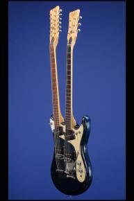 1966 Mosrite Joe Maphis Model Double-Neck 6/12 String