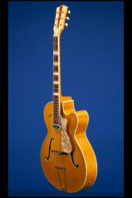 1960 Hofner 456/S/b Acoustic (fitted with Schaller pickup)