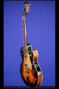 1962 Gretsch 6117 Double Anniversary Model