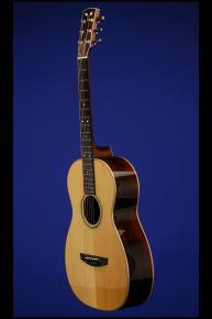 2006 James Goodall Parlor Series 12 fret Brazilian Rosewood