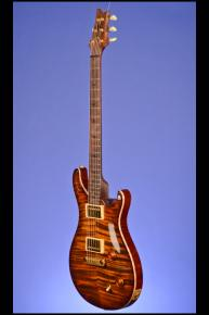1998 Paul Reed Smith McCarty Private Stock 'Tiger-Eye/Burst'
