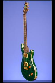 2002 Paul Reed Smith Custom 22 Private Stock 'Flamed Emerald Green'