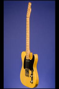 1999 Fender 1950 Broadcaster 1998 Custom Shop (Fred Stuart)