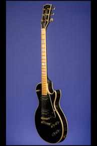 1977 Gibson Les Paul Custom - Maple Fretboard