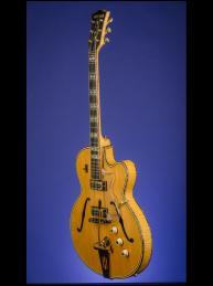 1967 Hofner Model 4700/V2 'Golden-Style' Thinline Electro Acoustic