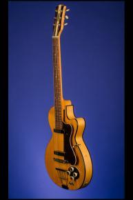 1956 Hofner Model 127 semi-acoustic (Club 50)