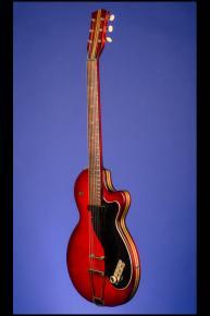 1959 Hofner Colorama 443 (Selmer, London)