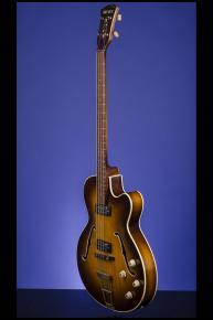 1965 Hofner 500/5 European Market [President] Bass