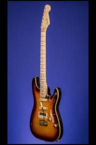 1996 Fender Custom Shop Carved Top Stratocaster