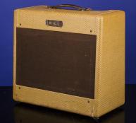 1953 Fender Deluxe (Wide-Panel) Amp Model 5C3