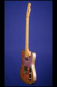 1968 Fender Telecaster (Pink Paisley) Maple-Cap