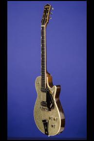 1958 Gretsch 6129 Silver Sparkle