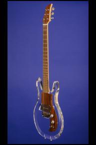 1998 Ampeg Dan Armstrong ADAG-1 Lucite Guitar (Japan)