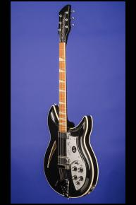 1989 Rickenbacker 381JK John Kay Steppenwolf Limited Edition
