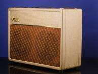 1962 Vox AC-15 Twin Combo