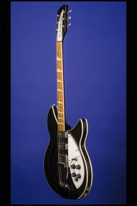 """1967 Rickenbacker 375 """"OS"""" (three pickups, with vibrato)"""
