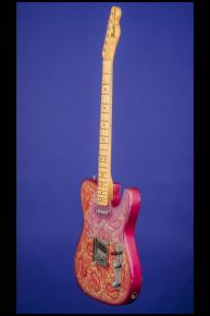 1968 Fender Telecaster Pink Paisley