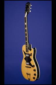 1963 Harmony This fifty-seven year old 'Roy Smeck' Harmony Stratotone Jupiter el