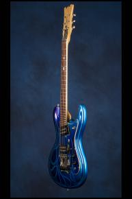 1991 Mosrite [Vibramute Model] specially built for Mick Mars of Mötley Crüe by S