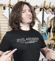 EVIL*ROBOT T-Shirt Mens size Large