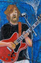 2004 Alex Mortimer Original Portrait