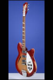 1966 Rickenbacker 345 (three pickups with vibrato)