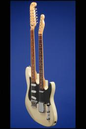 1992 Fender Custom-Shop Double-Neck Telecaster/12 String (Fred Stuart)