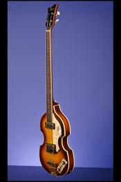 """1968 Hofner 500/1 """"Violin"""" 'Fretless' Bass"""