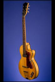 1960 Hofner Club 40 Distrubuted by Selmer, London (Model 125 semi-acoustic)