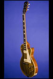 1952 Gibson Les Paul Standard Gold Top + 1953 Gibson GA-30 Combo amplifier
