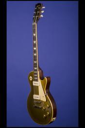 1957 Gibson Les Paul Standard Gold Top 'Dark-Back' P-90 Tune-O-Matic