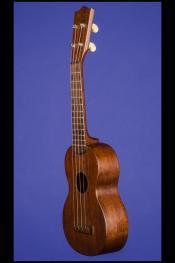 1961 Martin Soprano Mahogany Ukulele Style 0