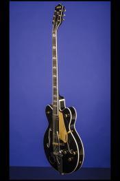 2018 Gretsch G6120TB-DEBK Duane Eddy Signature Six String Bass