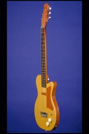 """1955 Silvertone 1357 Standard """"Peanut"""" Style Body/Quarter Bell Headstock"""