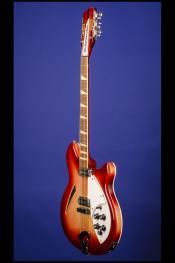1966 Rickenbacker 360/12 (two pickups, no vibrato)