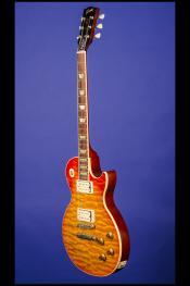 "1992 Gibson Les Paul Standard ""Jimmy Wallace"" CS 1960 Model"