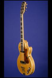 1959 Hofner Club 60 Blonde (Selmer)