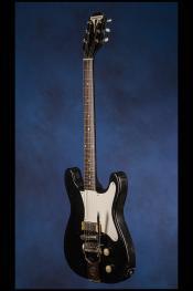 1959 Epiphone Moderne Black - Coronet (first generation)