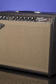 1966 Fender Deluxe Reverb AB 763